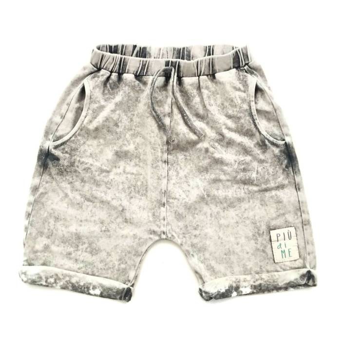 56-20 SHORTS / SOFT GRAY ACID