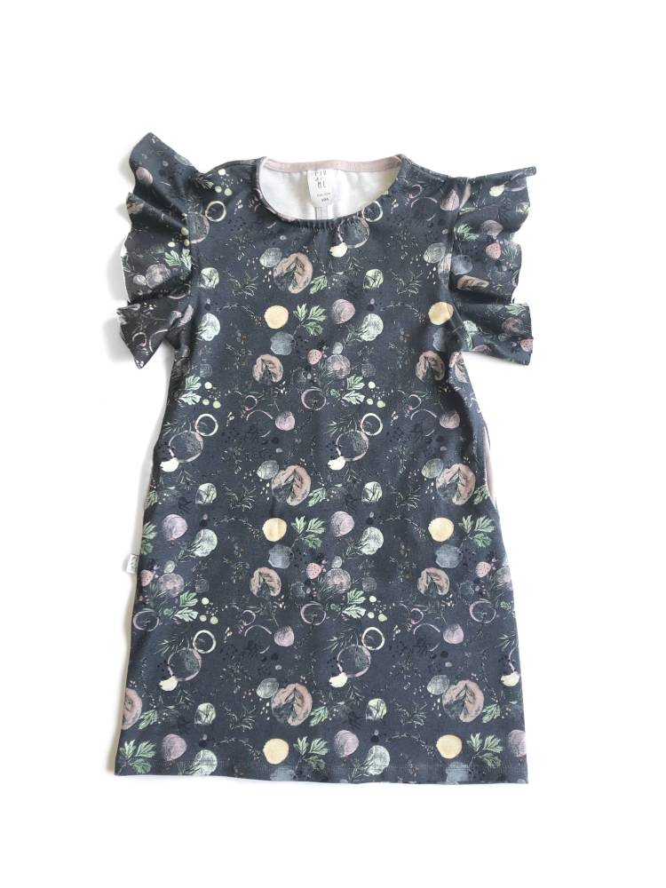02-20 DRESS LUNA / GRAPHIT SPICES