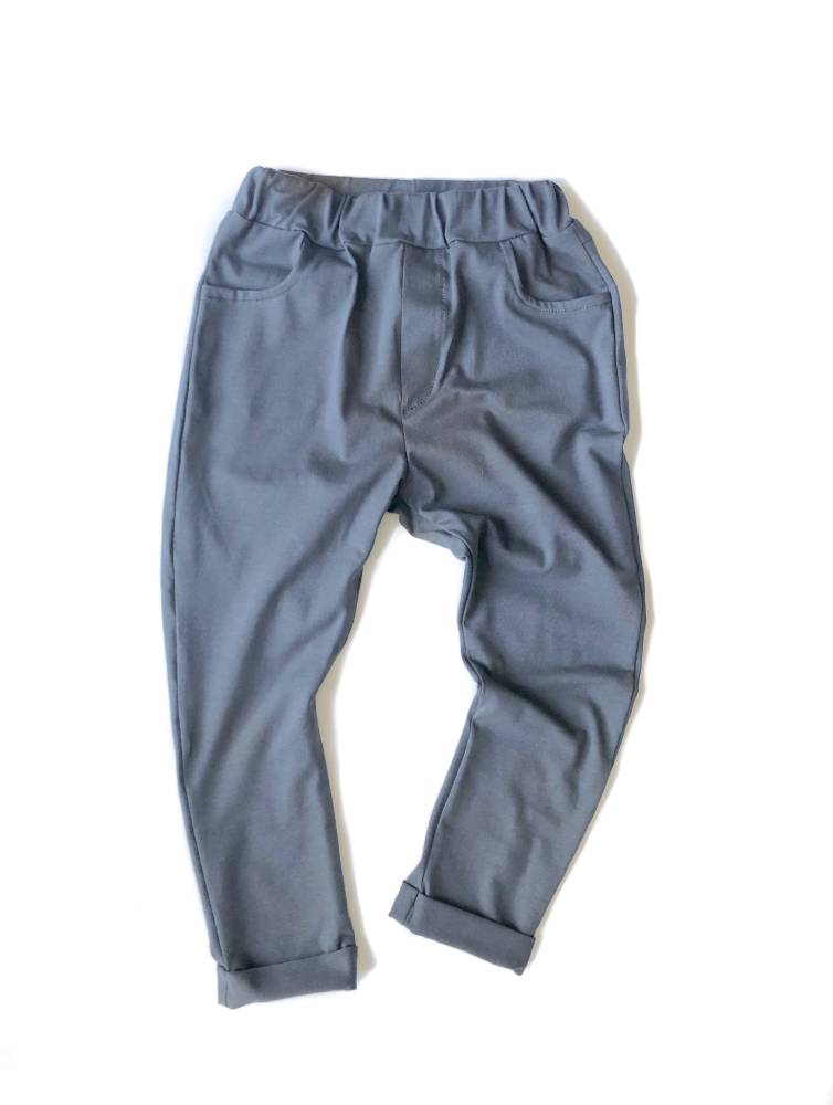 51-20 TROUSERS / GRAPHIT