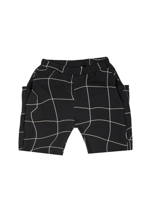 19-031 SHORTS BLACK / GRATING