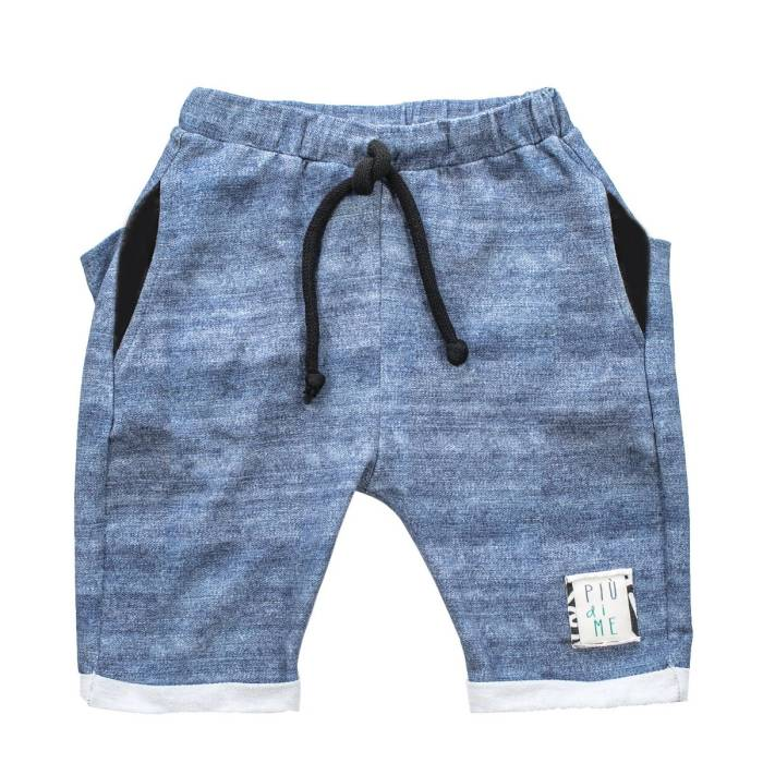 1940 /  SHORTS SKATE / DENIM