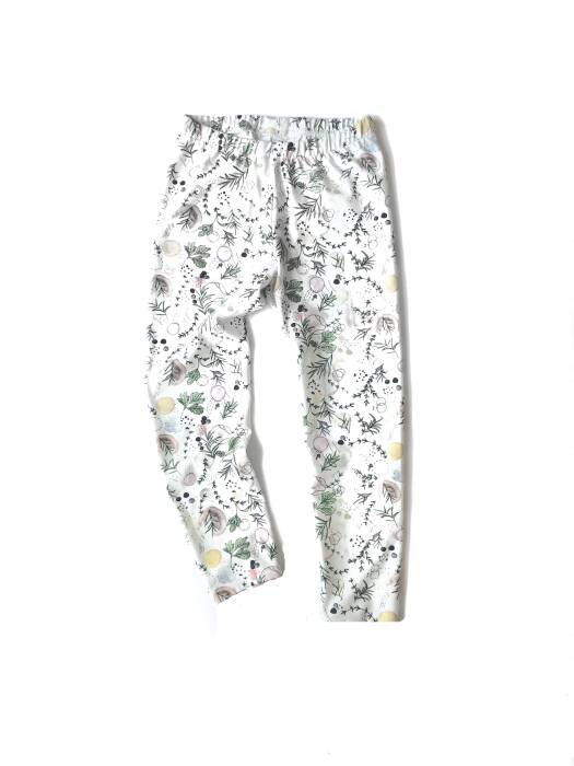 11-20 LEGGINGS / WHITE SPICES
