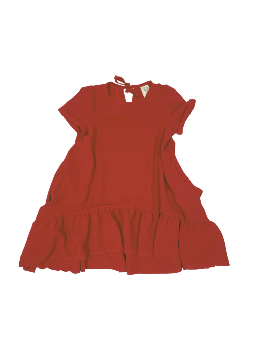 27-21  FREEDOM DRESS / RED
