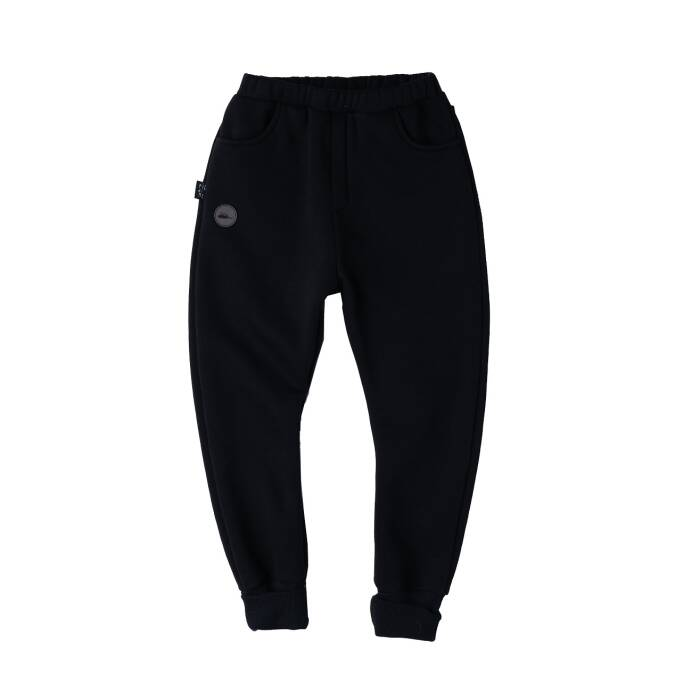 121-20 TROUSERS / black
