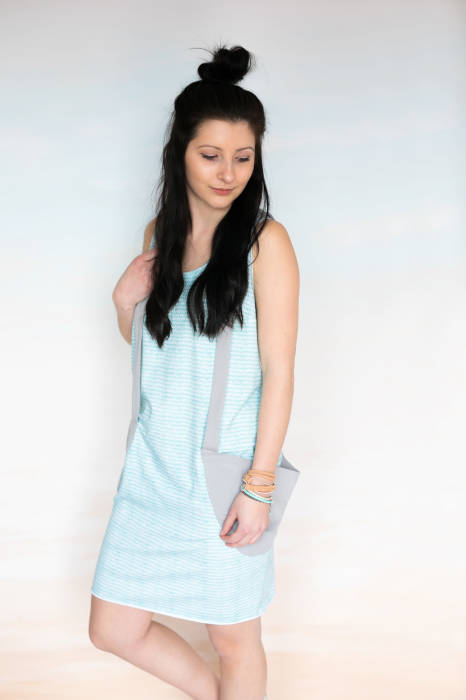 JT WOMEN DRESS / MINT