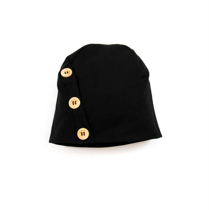 BEANIE WINTER / BLACK