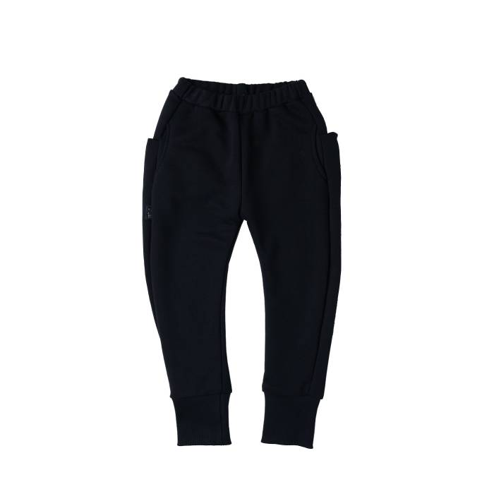 114-20 TROUSERS SKATE  / black
